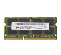 For Micron 4GB 2RX8 DDR3L 1600MHz 1600 PC3L-12800S 204PIN SODIMM Laptop Memory