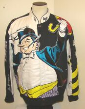 Rare Vintage DC Comics The Penguin L29 Jacket Men's 2 XL (Read Body of Post)
