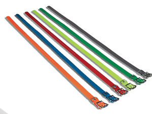 Yard & Park Remote Trainer HIGH FLEX Replacement Collar Strap 6 colors to choose