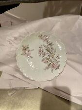 Vintage Floral Dish