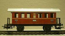 Marklin HO 327/2 3rd Class Passenger Coach (BR3)