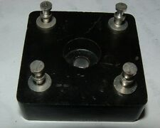 3SB10 vintage bridge rectifier 3A 100V with turret tags