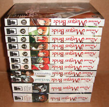 The Ancient Magus' Bride Vol 1,4,5,7,8,9,10 + More Manga English
