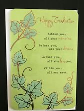 Graduation Card - To/from Anyone