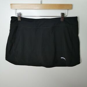 Patagonia Black Skort Women's Size Medium Pull On Athletic Wear