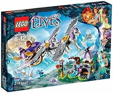Lego Elves 41077 AIRA'S PEGASUS SLEIGH - Brand New - Factory Sealed