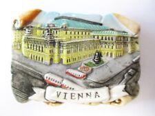 Vienna Vienna Magnet Opera Glossy Finish Poly Souvenir Austria Austria