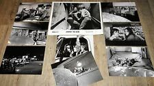 ATTENTION AU BLOB !   photos presse argentique cinema 1971 s.f