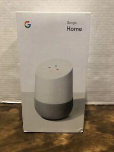 Google Home Smart Assistant - White Slate (US)