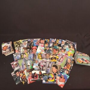Lot Of 156 Vintage PRESS PASS 1994/1995 NASCAR Trading Cards-Take A Look!!