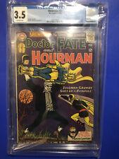 Showcase 55 CGC 3.5 1st Solomon Grundy Solo Green Lantern Origin Dr Fate Hourman