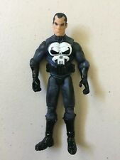 "Marvel Universe 3 3/4"" PUNISHER Action Figure Loose Used"