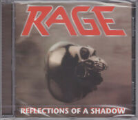RAGE 1990 CD - Reflections Of A Shadow (Remastered 2015) Running Wild/Risk - NEW