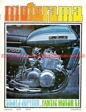 MOTORAMA 27 FANTIC Motor 50 TI ; JUPITER 350 IJ ; DAYTONA 1973