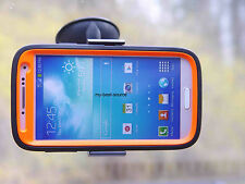Car Windshield Mount Holder BY Using Otterbox Samsung Galaxy S4 Defender Case