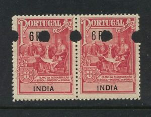 Portugal  India RA2  proof  Mint  og   LOOK