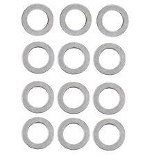 12 pcs 14mm Drain Plug Crush Washer Gasket Honda Acura + Motorcycles 94109-14000