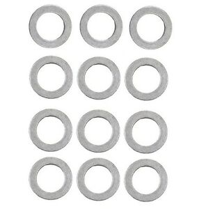 12 pcs 14mm Drain Plug Crush Washer Gasket For Honda+Motorcycles 94109-14000