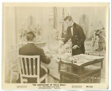"The Confessions of Felix Krull 8""x10"" B&W Promotional Still Bookholt Pulver FN"