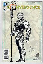 CONVERGENCE #6 - NM -1 in 100 Ed Benes Aquaman variant!