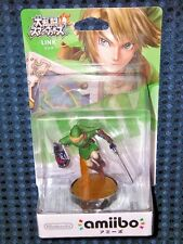 NEW Nintendo Switch amiibo Link Legend of Zelda Super Smash Bros. Wii U JAPAN FS