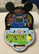 VTech Mickey Mouse Club House MOUSEKADOER LAPTOP - 12 Learning Activities