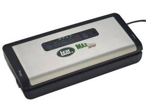 LEM MAXVAC 100 Vacuum Sealer 12-In Seal Bar Bags Included similar to Foodsaver