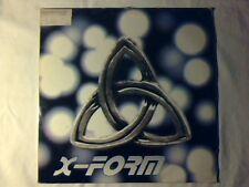"X-FORM Pleasure voyage 2x12"""