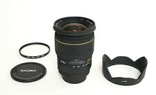 Sigma EX 24-70mm f2.8 Aspherical Lens for Canon. Ultrasonic focus motor.