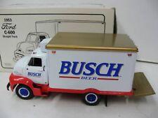 1/34 first Gear ford c-600 1953 busch Beer 19-1623