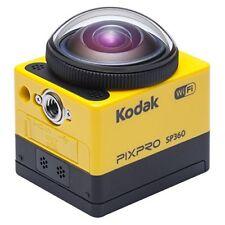 Caméscopes jaunes etanche haute définition