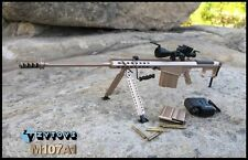 ZY toys Barrett sniper rifle M107A1 8028A for 12 inch action figures
