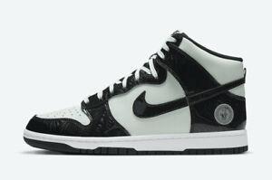 Nike Dunk High All-Star 2021 Black/White DD1398-300/DD1846-300 Size 4-13 New