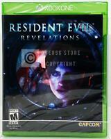 Resident Evil Revelations - Xbox One - Brand New | Factory Sealed
