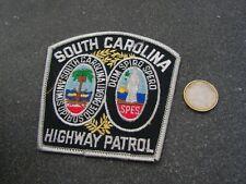 PATCH POLICE ECUSSON COLLECTION  USA   police south carolina  patrol