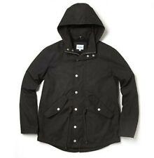 Steven Alan Seaside Slicker Jacket in Black in Small