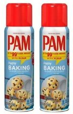 Pam Happy Baking No Stick Cooking Spray 2 Bottle Pack