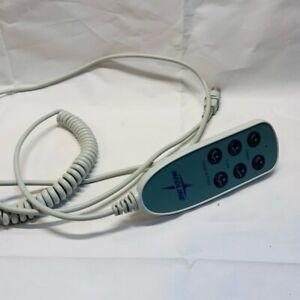 Medline semi electric Hospital Bed Hand Controler Pendant C103380H350001