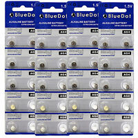 40 AG4 377 377A LR626 SR66 1.5 Volt Alkaline Button Cell Watch Battery USA SHIP