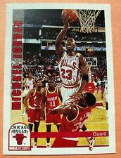 Michael Jordan NBA Hoops Skybox Card Original 1992-93 #30 Chicago Bulls Card