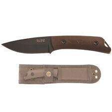 KaBar 7502 Jarosz Globetrotter - Straight Edge Fixed Military Survival Knife