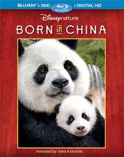DISNEYNATURE : BORN IN CHINA  documentary -  Blu Ray - Region free for UK