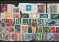 netherlands mounted mint and used stamps ref r11779