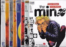 THE MINX #1-#8 SET (NM-) PETER MILLIGAN & SEAN PHILLIPS, DC VERTIGO