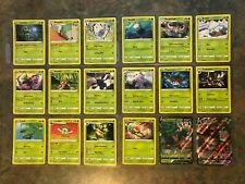 POKEMON TCG: SWSH REBEL CLASH - COMPLETE BASE SET INCL V/MAX - 174 CARDS