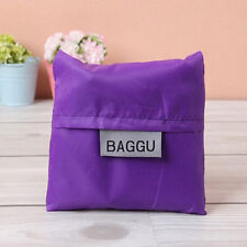 Reusable Foldable Handbag Eco Bags Shopping Bag Grocery Bags Pouch Tote 8 Colors