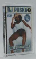 cassette k7 mixtape rap DJ Poska Best of classic RNB  (sans jaquette)