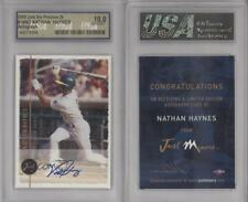 1999 Just Minors Nathan Haynes Other Encased Auto