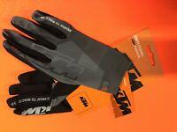 0704 KTM Cross Enduro Handschuhe GRAVITY-FX GLOVES BLACK Gr. L ❗️❗️