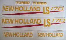 NEW HOLLAND LS 170 DECAL KIT STICKER SET